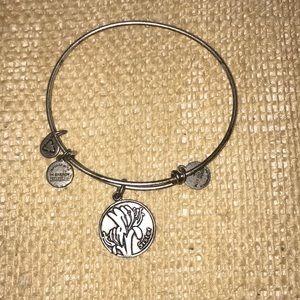 Sister charm Alex and Ani bracelet